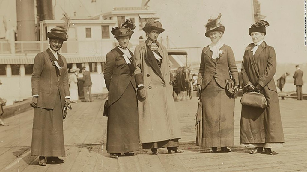 Opinion: The loudest voices against women's suffrage were women too
