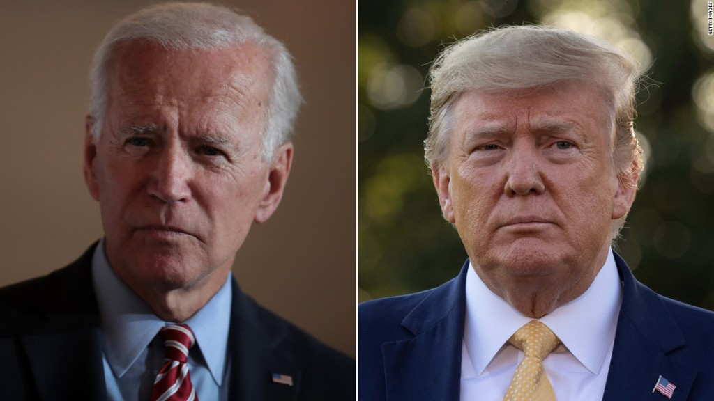CNN Polls: Biden leads in Michigan and Wisconsin as campaign ends, with tighter races in Arizona and North Carolina