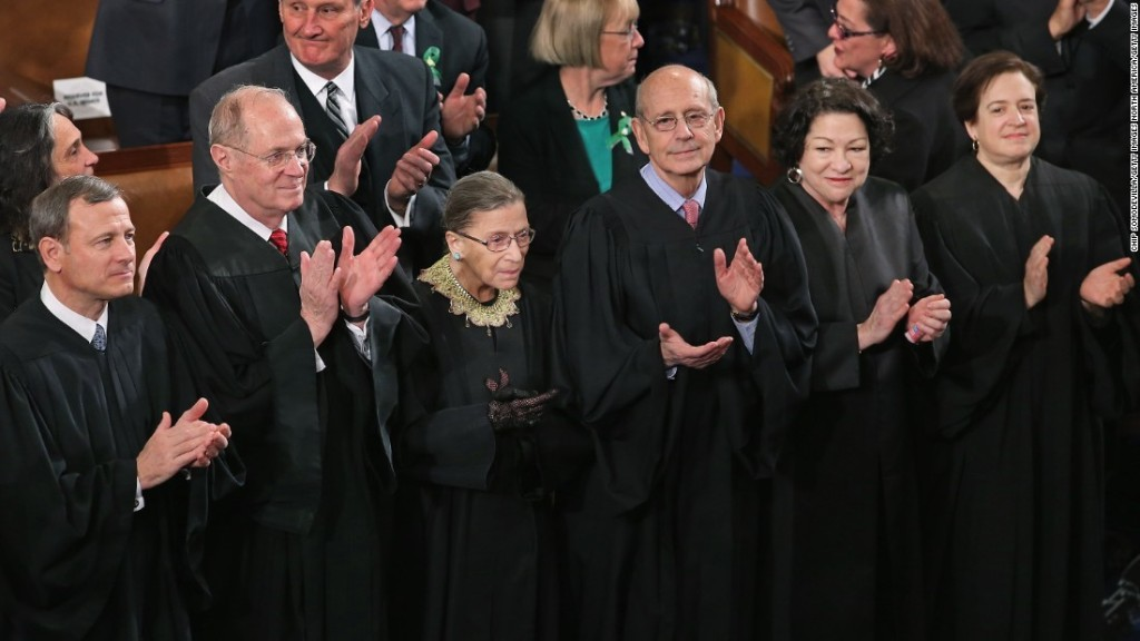 Anthony Kennedy retirement watch at a fever pitch