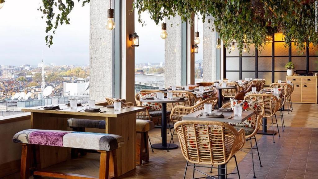 20 of the world's best new restaurants for 2020