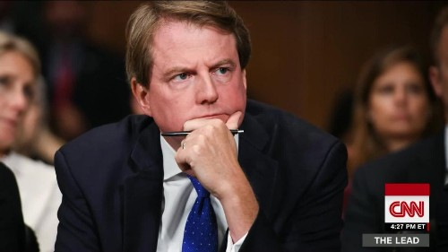House Democrats say Trump's impeachment defense undercut DOJ's case against McGahn subpoena