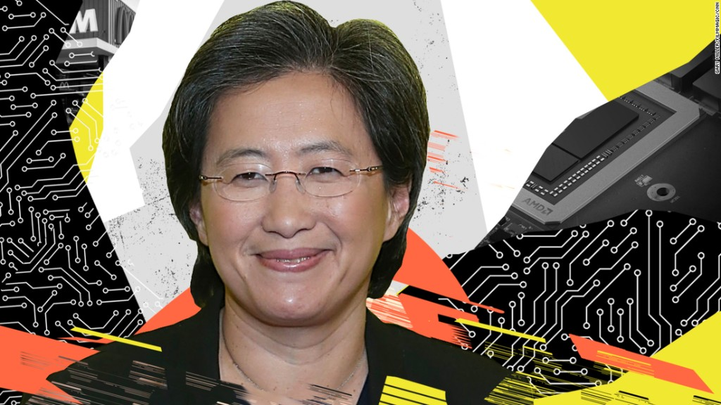 AMD is buying a rival chipmaker for $35 billion