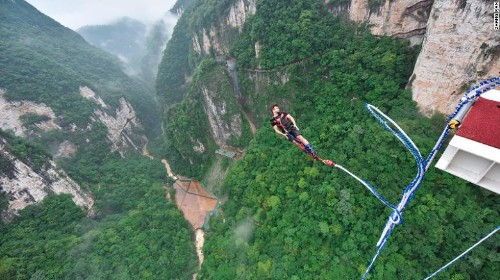 14 of the world's most frightening suspension bridges