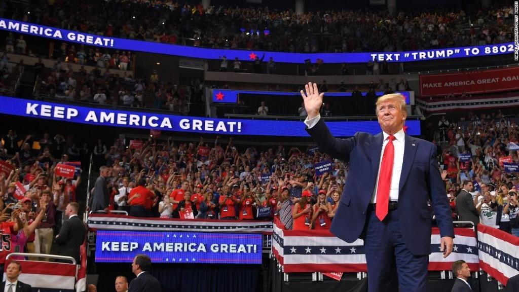Donald Trump's Tulsa rally is a very bad idea