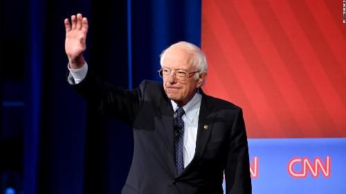 Bernie Sanders just declared war on the Democratic establishment