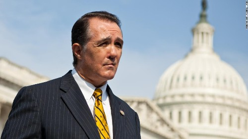 Arizona GOP Rep. Trent Franks to resign following sexual harassment claim
