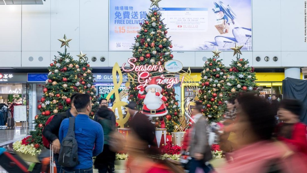 Is winter holiday travel canceled? Not quite