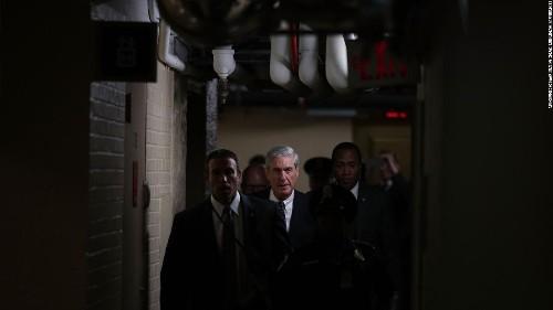 The White House just let slip a big secret about firing Robert Mueller