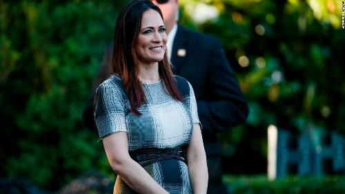 The totally obvious reason why Donald Trump picked Stephanie Grisham