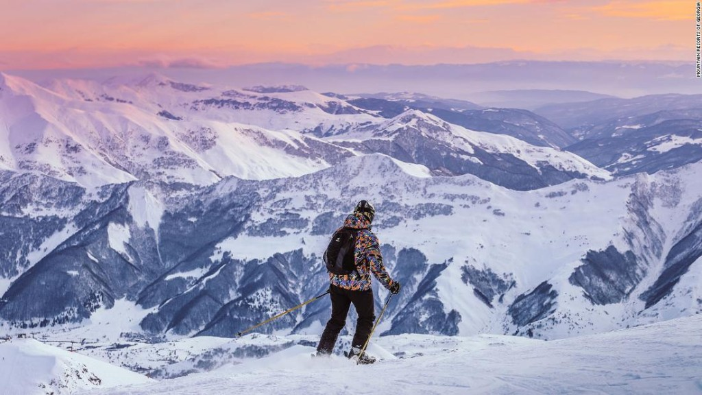 Why Georgia is one of the world's most underrated skiing destinations