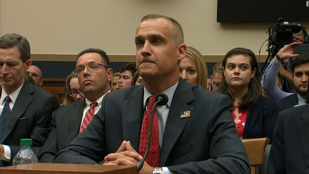 Lewandowski stonewalls and frustrates Democrats in contentious Capitol Hill hearing