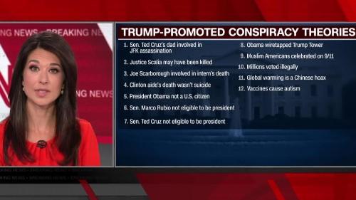 Trump is impeaching himself