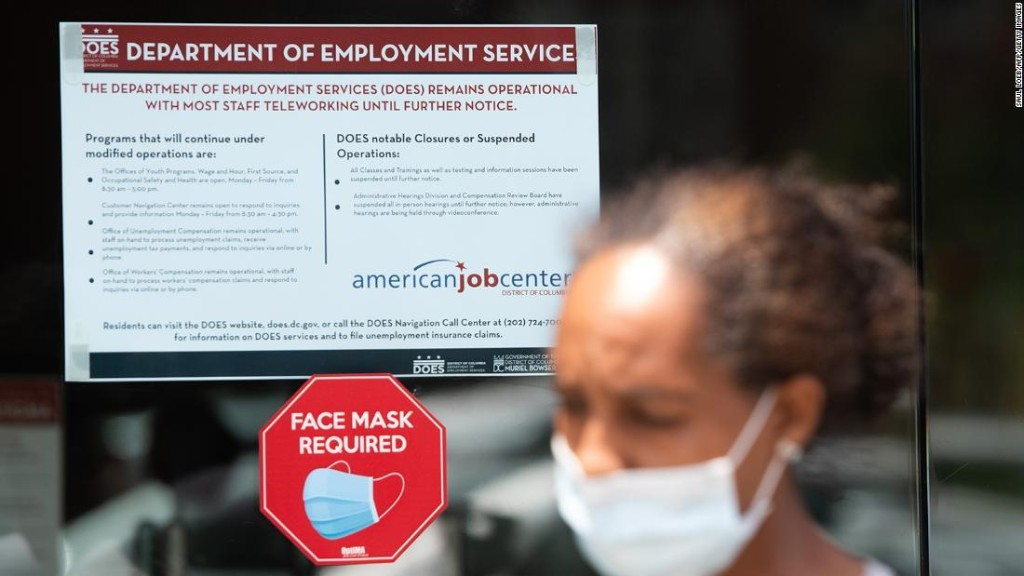 Opinion: Congress, don't re-up the $600 unemployment benefit. Try this instead