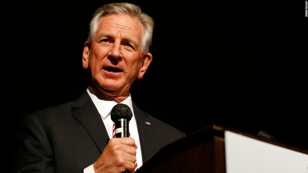 Analysis: This Republican Senate candidate appears to have no idea what the Voting Rights Act is