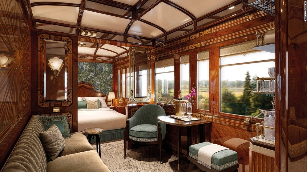 Luxury Travel from an Insider - Magazine cover