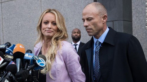Judge temporarily puts Stormy Daniels lawsuit on hold