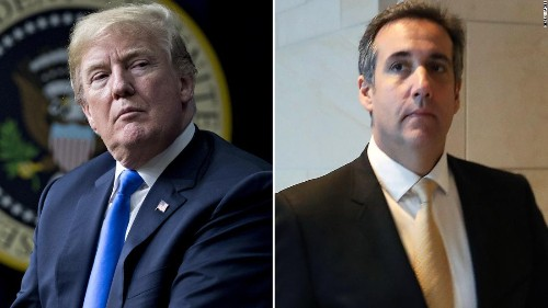 Exclusive: CNN obtains secret Trump-Cohen tape