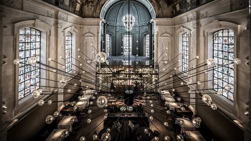 Restaurant and Bar Design Awards: Antwerp and London take top prizes