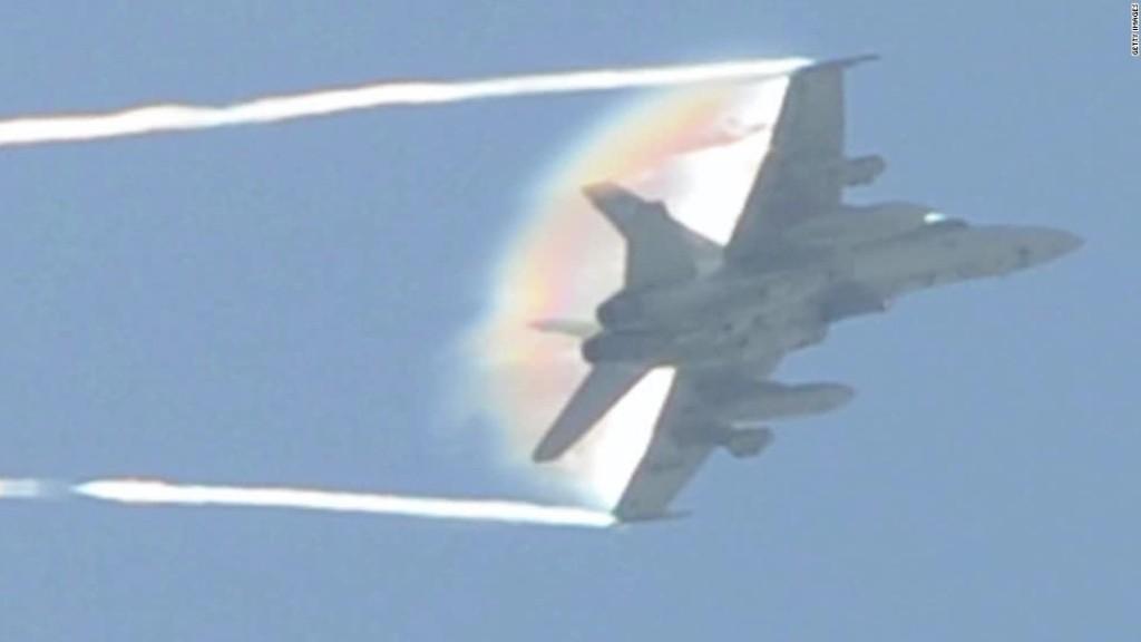 U.S. jets intercept Russian planes near aircraft carrier - CNNPolitics