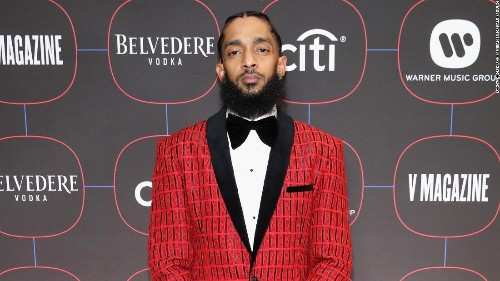 Obama, Snoop Dogg and Stevie Wonder were among those paying tribute to Nipsey Hussle