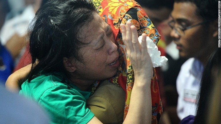 Calculating AirAsia payouts for victims: A grim task