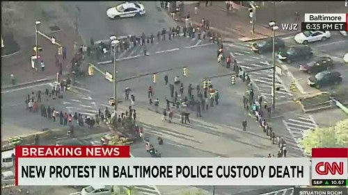 Baltimore protests: 5 questions demonstrators are asking