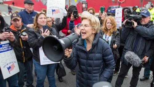 Elizabeth Warren raises $24.6 million in third quarter, reinforcing status among 2020 front-runners