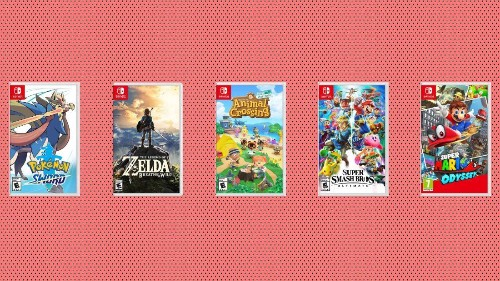 These are our favorite games for the Nintendo Switch and Switch Lite