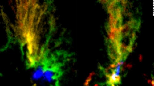 This is the most massive star ever destroyed by a supernova