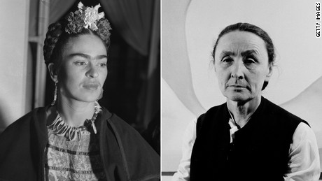 Kahlo and O'Keeffe -- the formative friendship between two artistic giants