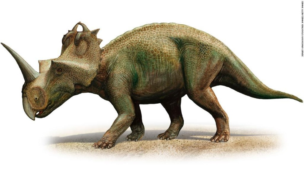 Dinosaur diagnosed with cancer that afflicts humans today