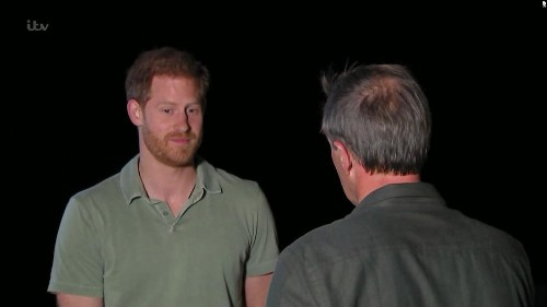 Prince Harry acknowledges tensions with his brother William for the first time, says they're on 'different paths'