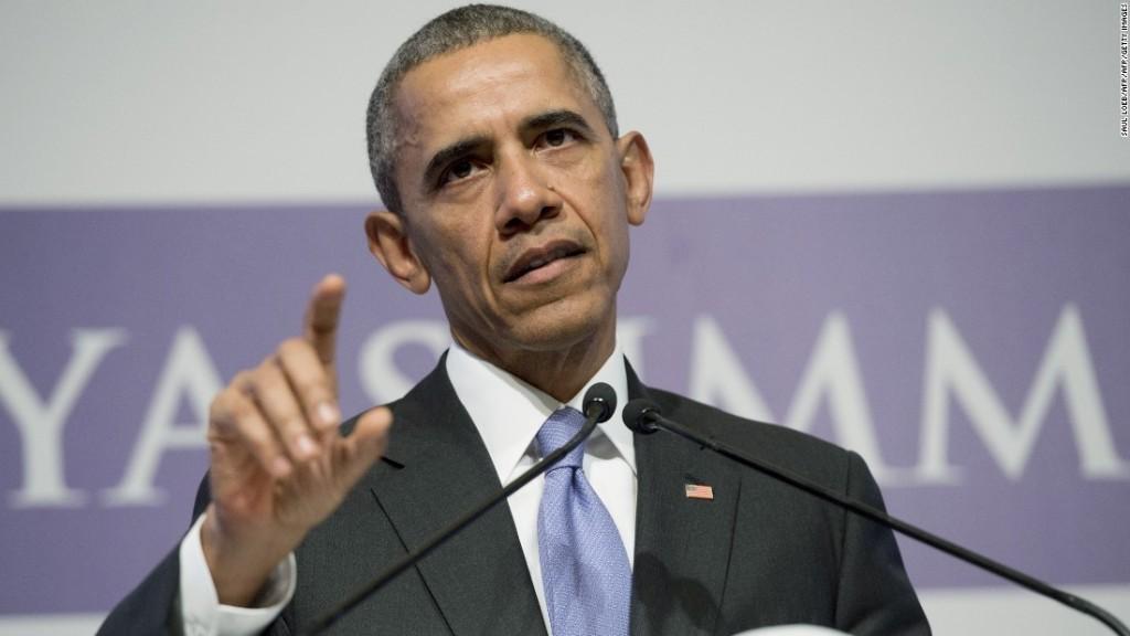 Republicans to President Barack Obama: Keep Syrian refugees out - CNNPolitics