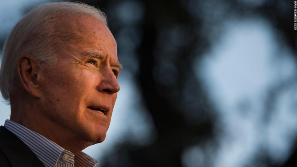 Human Rights Campaign endorses Biden on anniversary of his support for same-sex marriage
