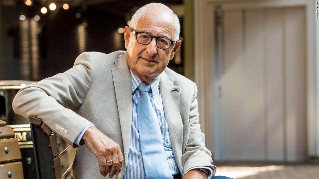 Holocaust survivor wants compensation for rail journeys to death camps