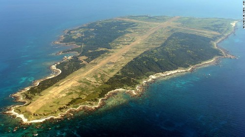 Japanese island could become an unsinkable US aircraft carrier