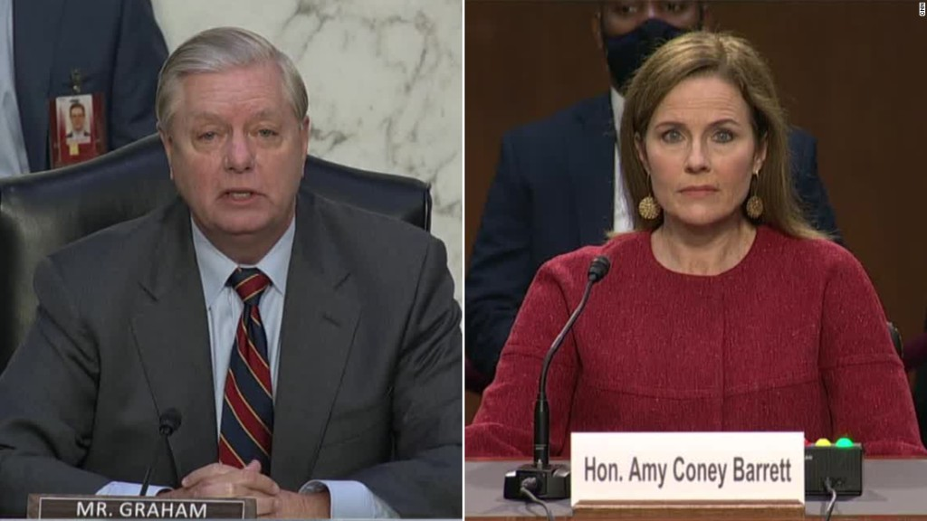 Analysis: How you know Lindsey Graham is starting to panic