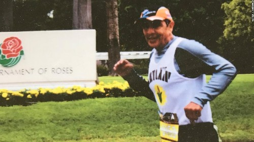 A 70-year-old marathoner hounded by cheating allegations is found dead in a river