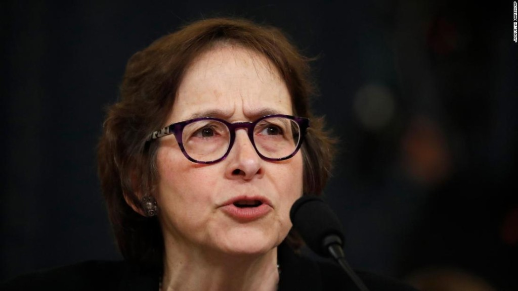Pamela Karlan, the professor who took on Trump's party over impeachment