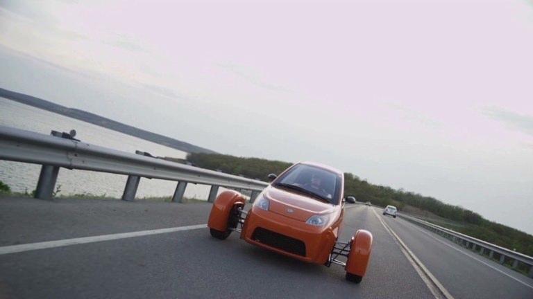 Elio Motors promises a weird $6,800 car