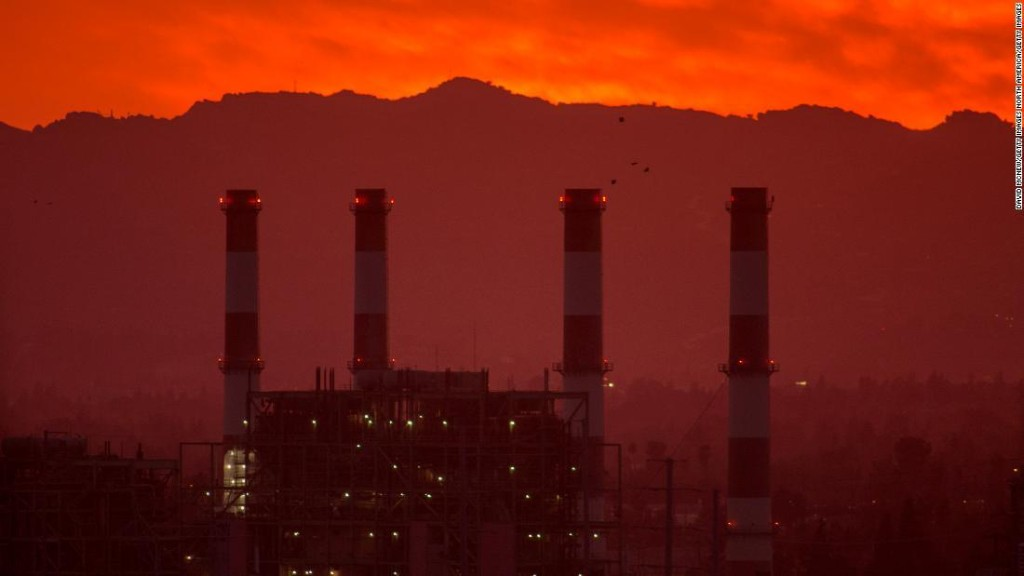 There is more CO2 in the atmosphere today than any point since the evolution of humans