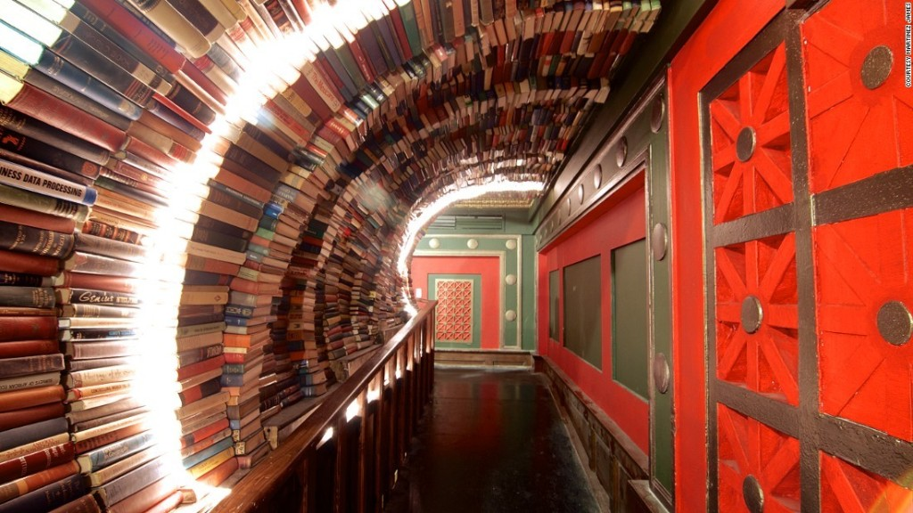 World's best bookstores from London to Los Angeles | CNN Travel