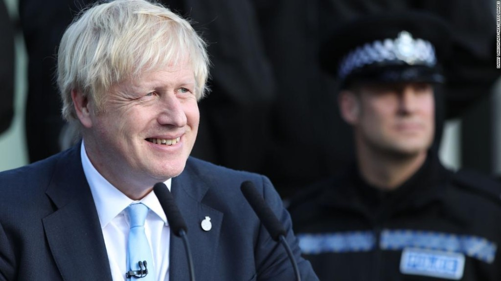 Boris Johnson's options are so bad that he might have to call a no-confidence vote in himself