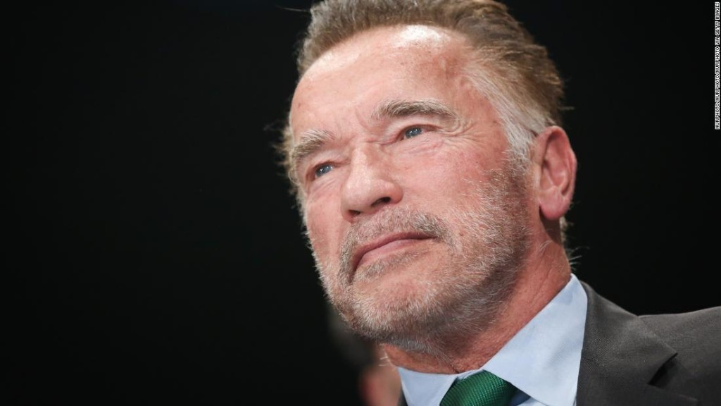 Schwarzenegger: How I fought my way back to fitness