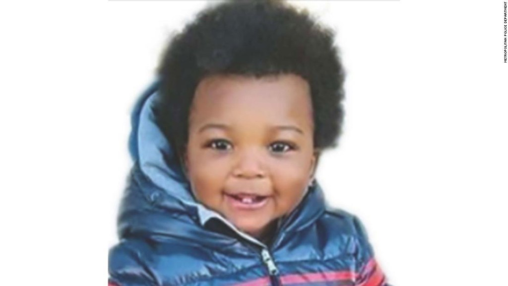 $60,000 reward offered in DC shooting death of 1-year-old boy