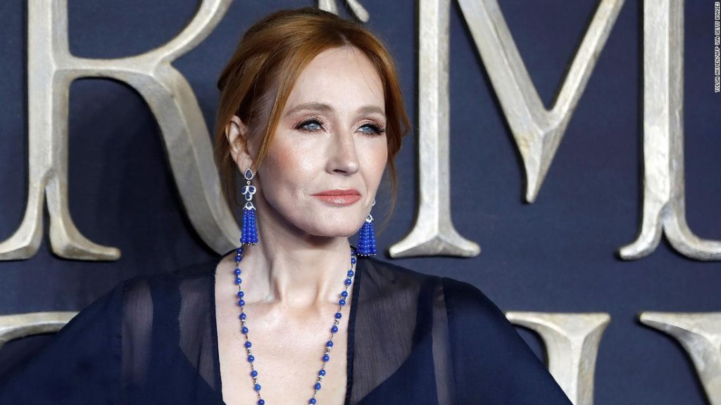 'Harry Potter' fan sites distance themselves from J.K. Rowling
