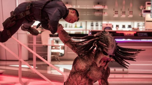 'The Predator' misfires in attempt to relaunch alien invader