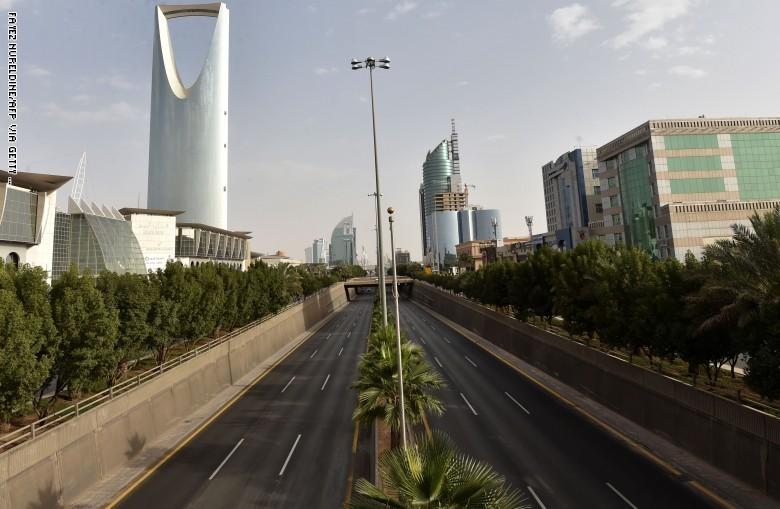 منع التجوال طوال اليوم بكل مناطق السعودية خلال عيد الفطر