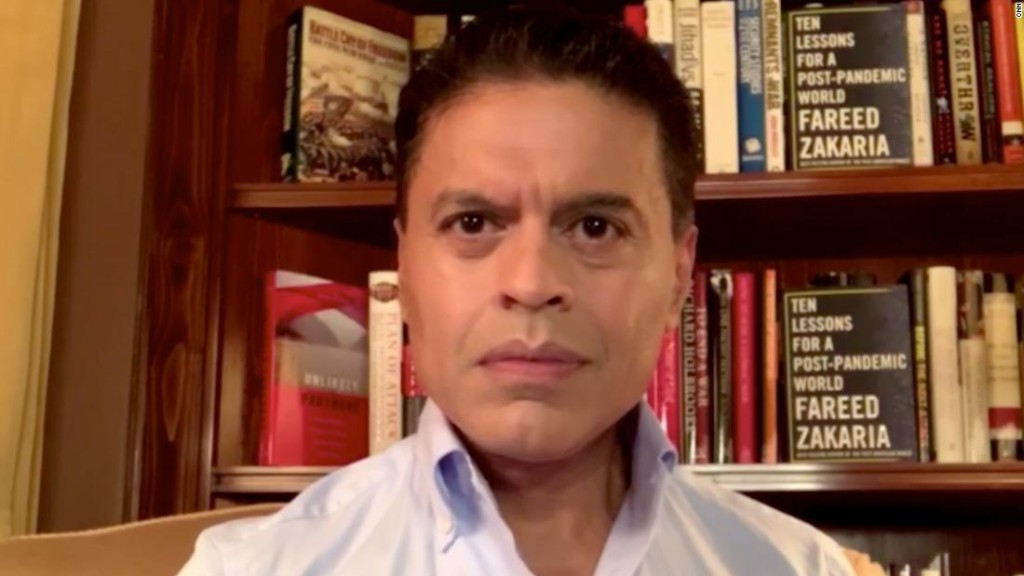 Fareed Zakaria: This is why Trump will lose 2020 election ...