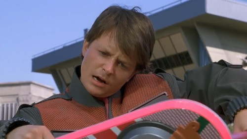 'Back to the Future' Day: Time is in flux, and the 'Future' is today